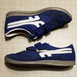 Other - Vintage 70's 80's Velcro Sneakers size 12